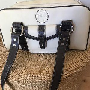 Jill E leather bag
